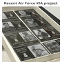 11 x 8.5 Military Photo Laser-Engraved Plaque Black Granite Memorial