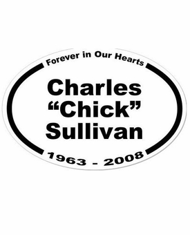 5-Line Custom Memorial Sticker