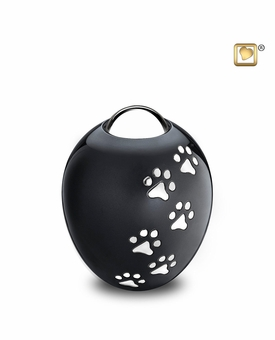 Adore Midnight Medium Pet Cremation Urn