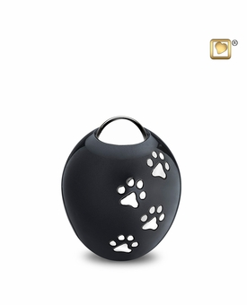 Adore Midnight Small Pet Cremation Urn