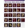 Appliques For Metal Cube Cremation Urns Pg. 2