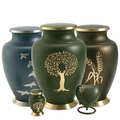 Aria Brass Cremation Urn Series