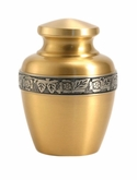 Avalon Bronze Cremation Urn