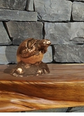 Awakening Turtle Cast Bronze Keepsake Cremation Urn
