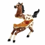 Bejeweled Appaloosa Horse Keepsake Box