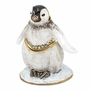 Bejeweled Baby Penguin Keepsake Box