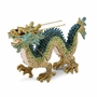 Bejeweled Chi Dragon Keepsake Box