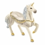 Bejeweled Enchanted Unicorn Keepsake Box