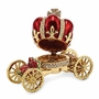 Bejeweled Her Majesty's Carriage Keepsake Box