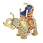 Bejeweled Majestic Elephant Keepsake Box