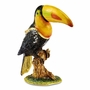 Bejeweled Majestic Toucan Keepsake Box