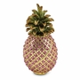 Bejeweled Pink Pineapple Keepsake Box