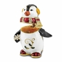 Bejeweled Winter Penguin Keepsake Box