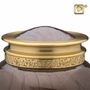 Blessing Bronze Cremation Urn