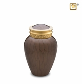Blessing Bronze Medium Cremation Urn