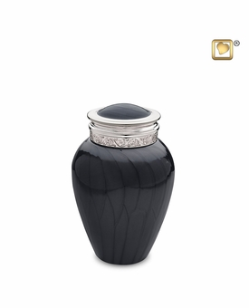 Blessing Midnight Medium Cremation Urn