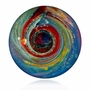 Bliss Cremains Encased in Glass Cremation Healing Stone