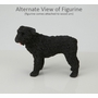 Bouvier Dog Figurine Pet Cremation Urn - 026