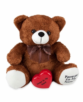 Brown Huggable Memory Teddy Bear Cremation Urn