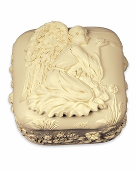 Butterfly Dreams Angel Keepsake Cremation Urn