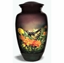 Butterfly Monarch Picture Cremation Urn
