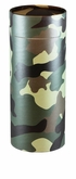 Camouflage Eco Friendly Cremation Urn Scattering Tube in 5 sizes