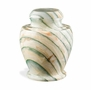 Carpel Onyx Green Marble Cremation Urn
