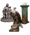 Cast Bronze Sculpture Cremation Urns