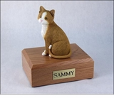 Cat Figurine Pet Cremation Urns