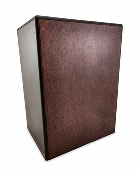 Cherry Stained Maple MDF Cremation Urn-S