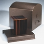 Clark Solid Copper Burial Vault For Cremation Urns