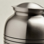 Classic Pewter Brass Cremation Urn - Engravable