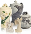 Cold Cast Cremation Urns
