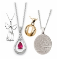 Cremation Jewelry|Pendants for Ashes|Jewelry for Ashes