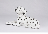Dalmatian Hollow Figurine Pet Cremation Urns - 2739