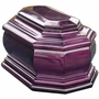 Devotion Cremation Urn in Morado