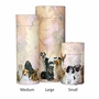 Dog Lovers Eco Friendly Cremation Urn Scattering Tube in 3 sizes