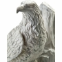 Eagle at Rest Marbleized Alabastrite Keepsake Cremation Urn