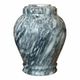 Embrace Cashmere Gray Marble Cremation Urn