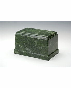 Emerald Olympus Cremation Urn - Engravable