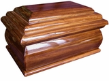 Eminence Cremation Urn in Radiata or Oak Wood