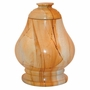 Equator Teak Keepsake Cremation Urn