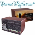 Eternal Reflections Themed Cremation Urns