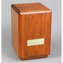 Forester II Wood Cremation Urn