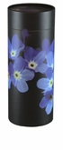 Forget Me Not Eco Friendly Cremation Urn Scattering Tube in 6 sizes