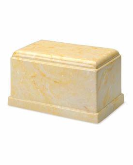 Gold Olympus Cremation Urn - Engravable