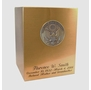 Great Seal of America Sheet Bronze Snap-Top Cremation Urn