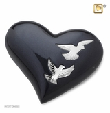 Heart Nirvana Adieu Keepsake Cremation Urn
