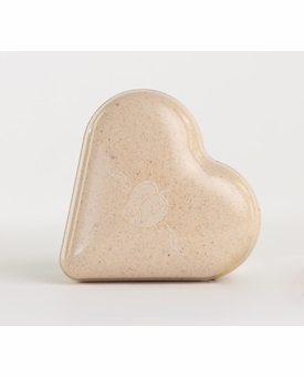 Heart Paw Pod Biodegradable Pet Cremation Burial Urn