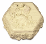 Heavenly Seas Angel Keepsake Cremation Urn